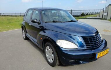 Chrysler PT Cruiser 2.0-16V Touring Blauw 2003
