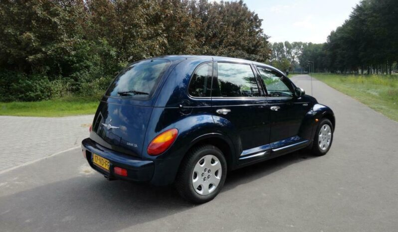 Chrysler PT Cruiser 2.0-16V Touring Blauw 2003 vol