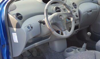 Toyota Yaris 1.3-16V VVT-i Luna Blauw 2002 vol
