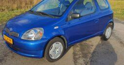 Toyota Yaris 1.3-16V VVT-i Luna Blauw 2002